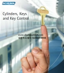 SCHLAGE CYLINDERS, KEYS AND KEY CONTROL